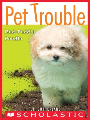 cover image of Mud-Puddle Poodle